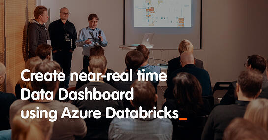 Create near-real time Data Dashboard using Azure Databricks