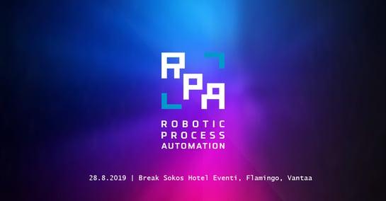 Robotic Process Automation 2019
