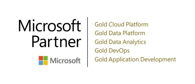 Siili is Microsoft Gold Partner