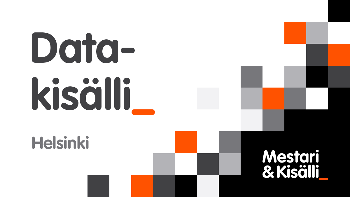 Mestari & Kisälli: Data Engineer
