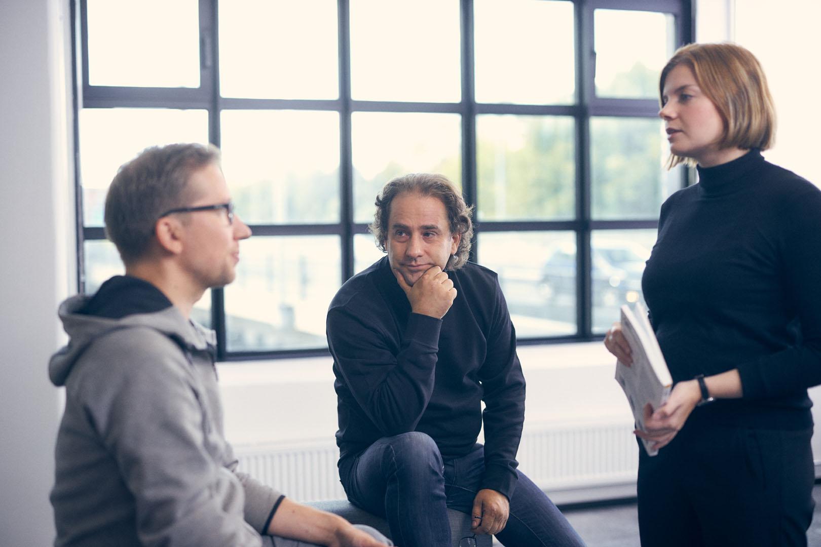 Business design – ihmislähtöistä liiketoiminnan muotoilua